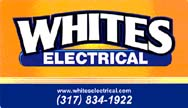 Clay Hamilton with Whites Electrical