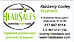Kim Cooley from Head Sales Selling Promotional Products